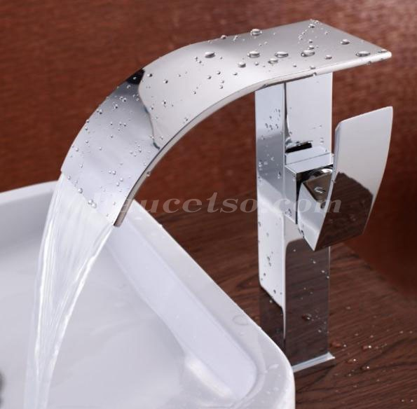 Brilliant Waterfall Bathroom Sink Faucet 595 x 584 · 46 kB · jpeg
