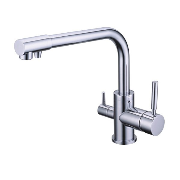 Hot And Cold Water And RO Filter Chrome Water F3307 Faucets Online Shop