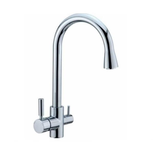 Triple Sink Faucet : Three way Kitchen Faucet F3311 - Faucets Online Shop