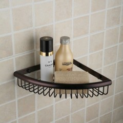 Oil Rubbed Bronze Triangular Soap Holder ORB1002