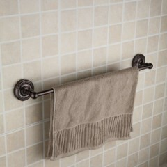 Antique Oil Rubbed Bronze Finish Towel Bar ORB1006