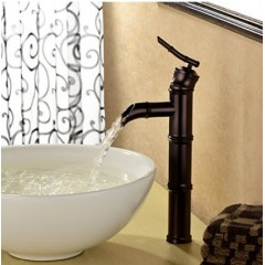 Oil-rubbed Bronze Centerset Bathroom Sink Faucet F0432B