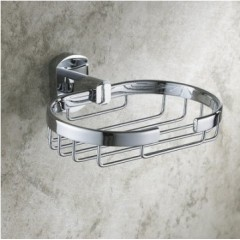 Bathroom Accessories Solid Brass Soap Basket