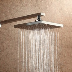 Square Rain 20x20cm Shower Head (A Grade ABS) F-AB08