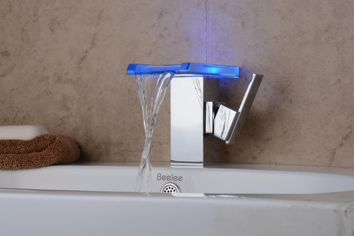 water products faucet colorful household led inspired hirundo