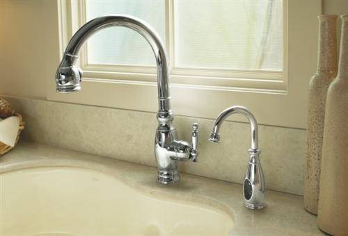 Kohler Kitchen Faucets Simplice kohler kitchen faucets are technologically innovative to ensure